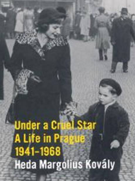 the escape from auschwitz and return to prague and czechoslovakia in under a cruel star by heda kova 'it is not my fault that you are jewish': jews, czechs, and the memory of the holocaust, 1949-2009 in dapim: studies on the holocaust.