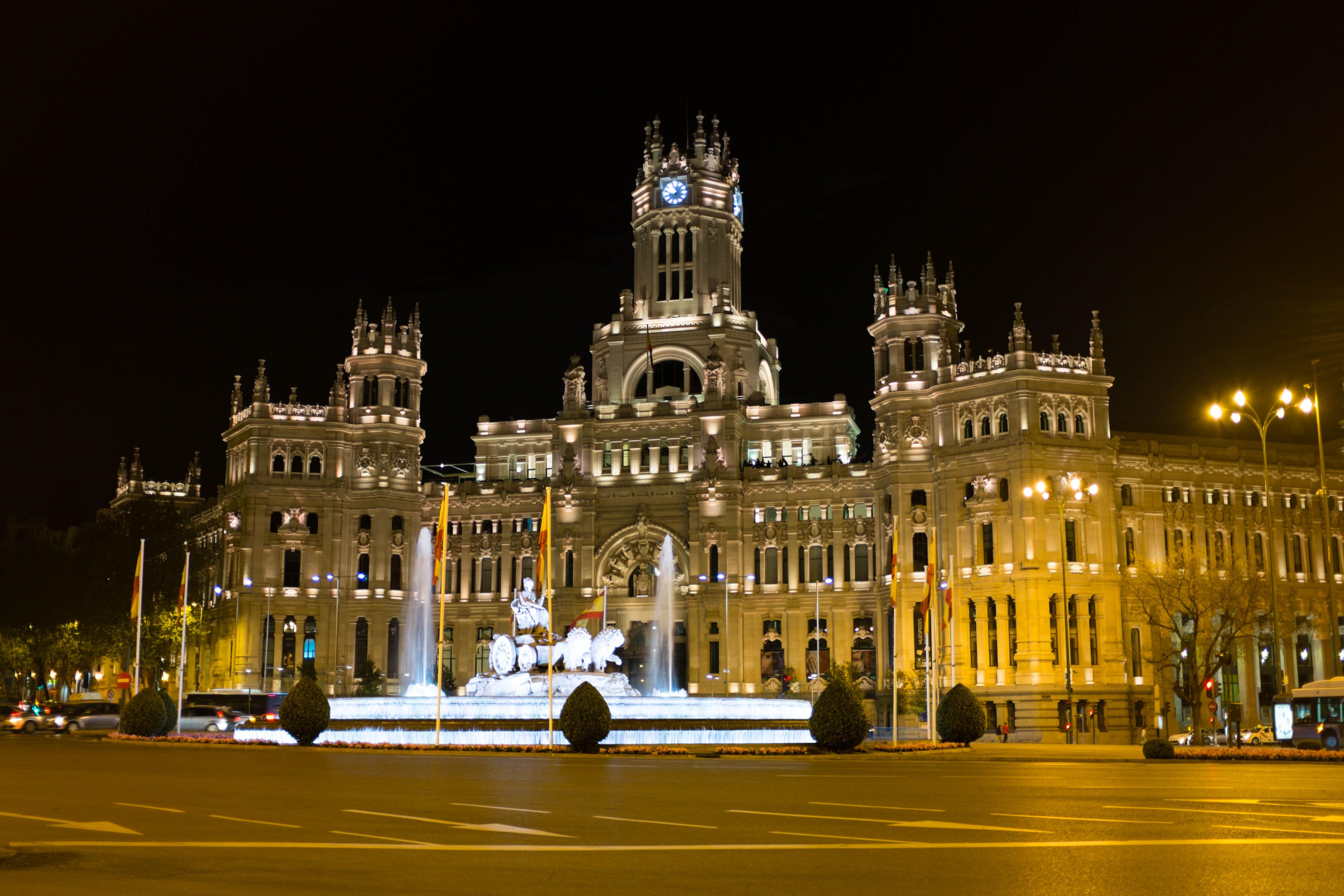 Madrid Un tr¨s long voyage de noces